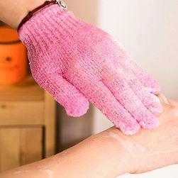 Exfoliační rukavice
