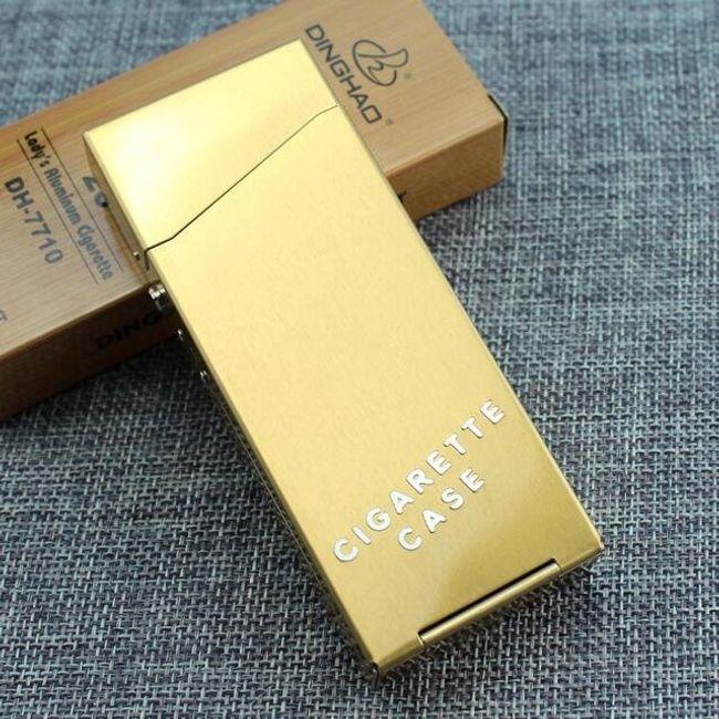 Krabička na cigarety - více barev 1