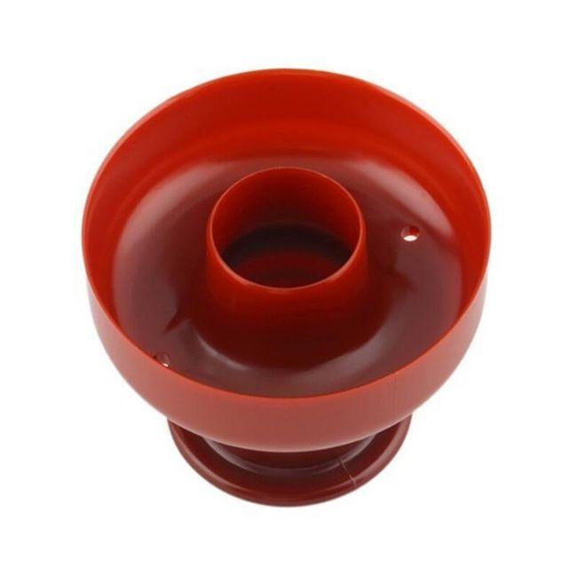 Forma na donuty - DIY 1
