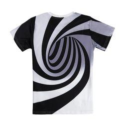 Tričko s hypnotickým potiskem