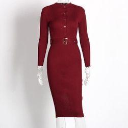 Dámské pletené šaty Caroline