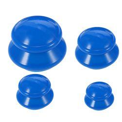Baňky proti celulitidě - 4 kusy