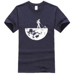Pánské triko s kosmonautem - 10 barev