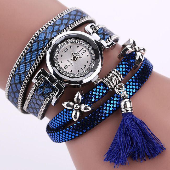 Luxusní hodinky se střapcem - více barev 1