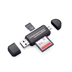 Multifunkční USB čtečka karet