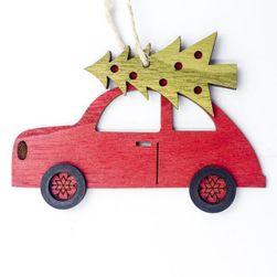 Vánoční dekorace Car