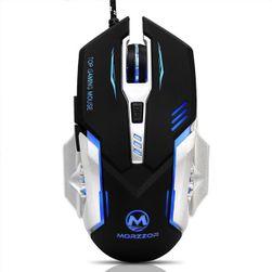 Programovatelná herní myš s moderním designem - 2 barvy