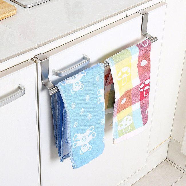 Držák na ručníky - 2 varianty 1