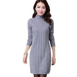 Dámské pletené šaty Audrey