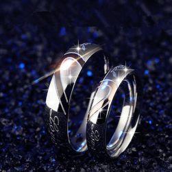 Svatební prsten pro ženy i muže
