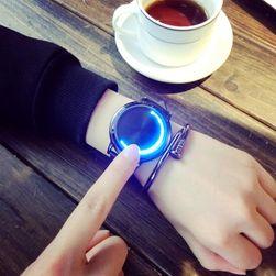 Stylové LED hodinky - 4 varianty