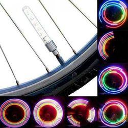 LED svítící čepička na ventilek