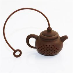 Čajové sítko v podobě malé konvičky