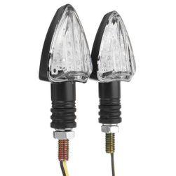 LED blinkry na motorku 12V