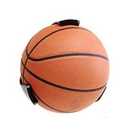 Držák na fotbalový nebo basketbalový míč