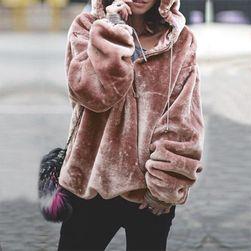 Dámská mikina s kapucí Nia
