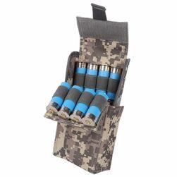 Pouzdro na lovecké náboje - 5 barev