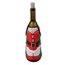 Veselé vánoční balení na láhev - 9 variant