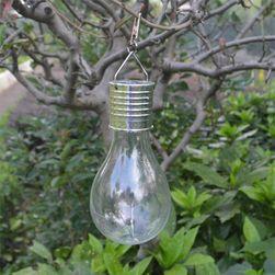 Žárovka na solární pohon