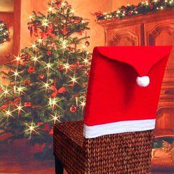 Vánoční potah na židli