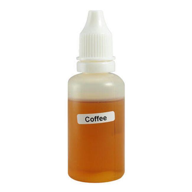 30ml E-liquid, Kávová příchuť, vysoký obsah nikotinu 1