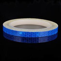 Reflexní lepící páska na kolo