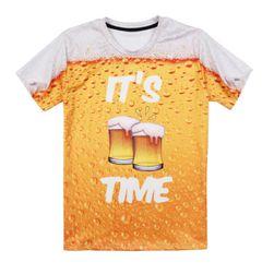 Pivní tričko pro pány - 2 varianty