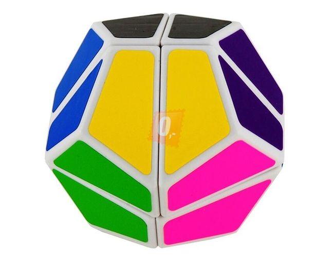 Rubikova kostka - hranatá koule 1