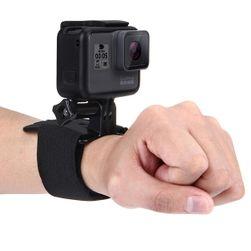 Držák na zápěstí pro GoPro kameru SJCAM a Xiaomi Yi