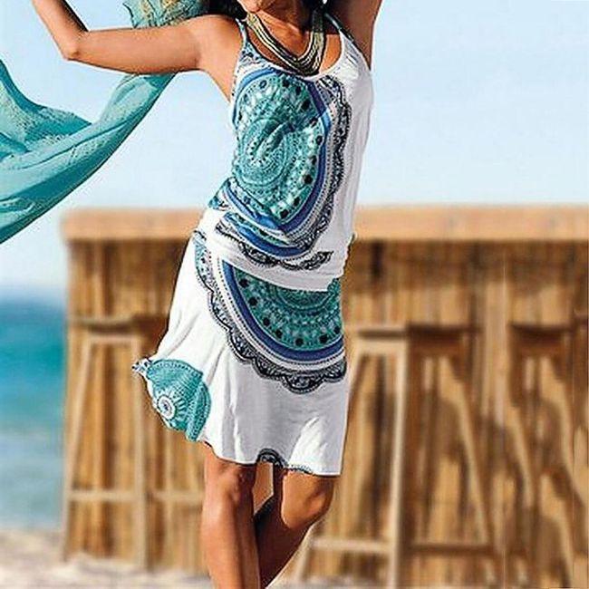 Letní šaty Sariyah 1