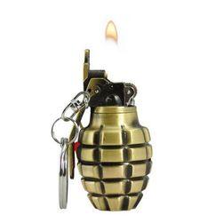 Zapalovač v podobě granátu