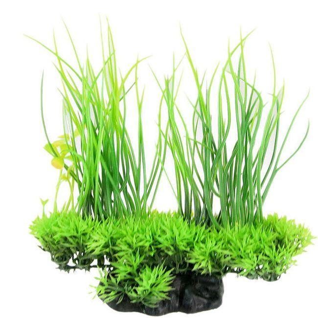 Umělá rostlina do akvária 1
