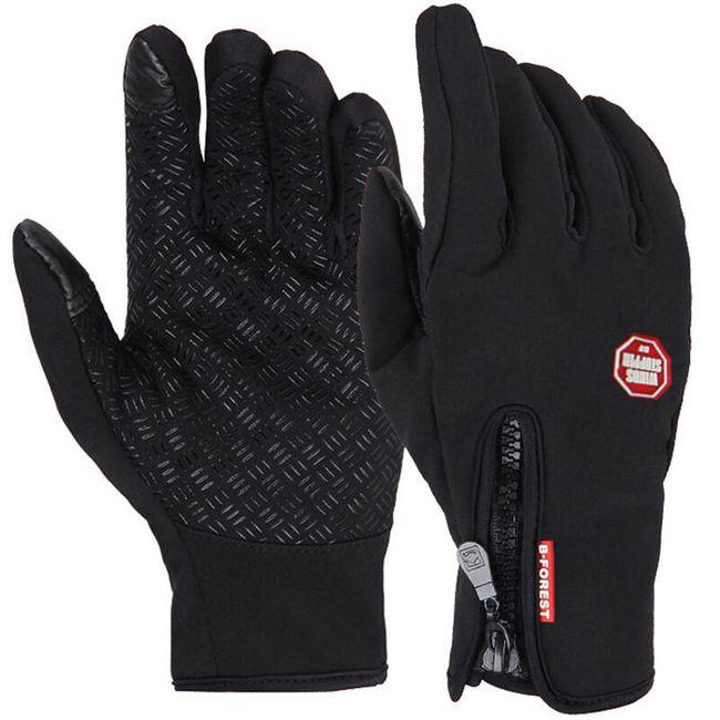 Zimní sportovní rukavice 1