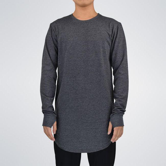 Pánské tričko ve street stylu - 3 barvy 1