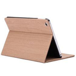 Flip pouzdro pro iPad Mini 1/ 2/ 3 - dřevěný design