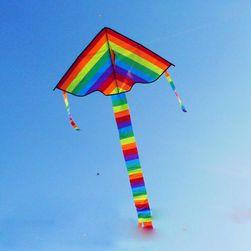 Pestrobarevný létající drak