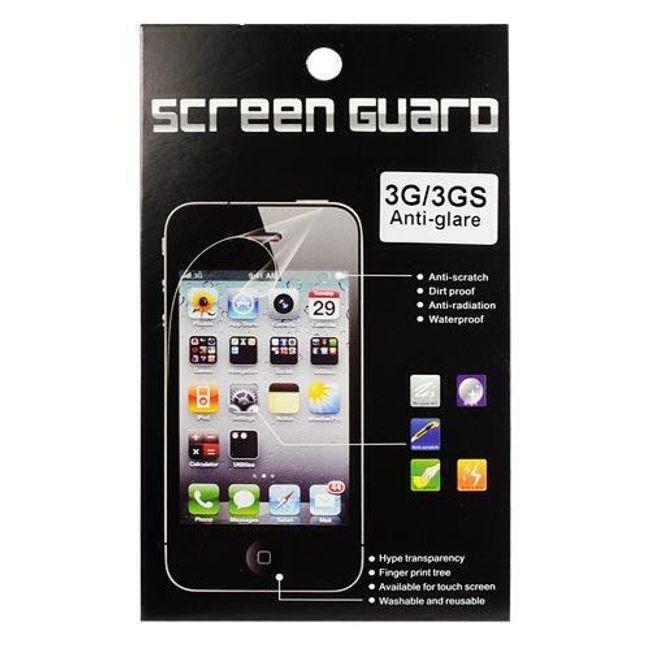 Antireflexní ochranná folie pro iPhone 3G/3GS 1