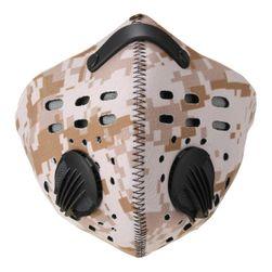 Maska na outdoorové aktivity proti prachu
