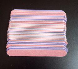Sada pilníků na nehty - 20 kusů