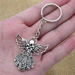 Přívěsek na klíče - anděl