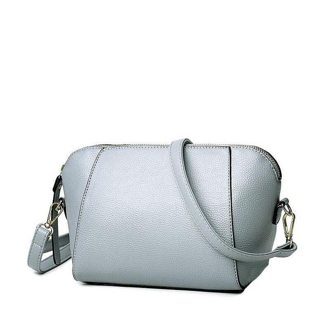 Malá dámská kabelka přes rameno - různé barvy 1