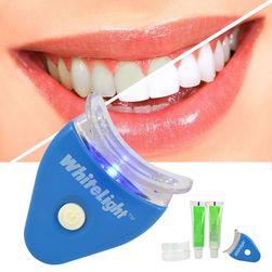 Sada na bělení zubů s LED světlem