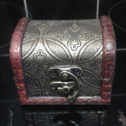 Starodávná šperkovnice
