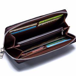 Dlouhá pánská peněženka