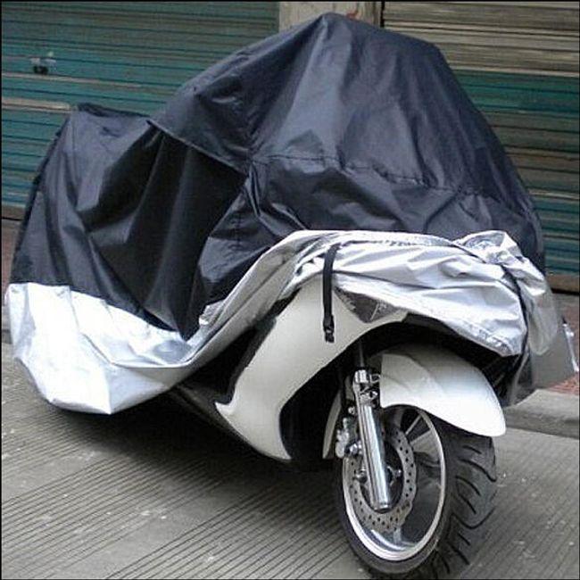 Voděodolná plachta na motocykl ve více velikostech 1