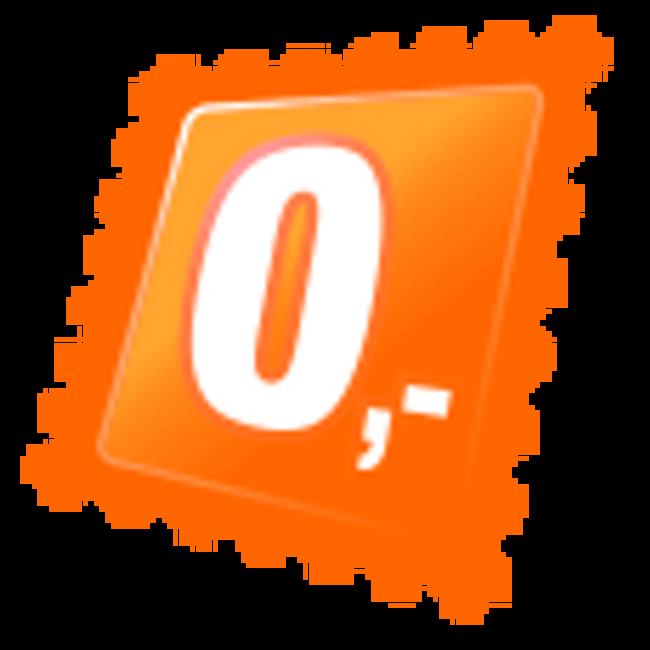 Stereo sluchátka s potiskem 3,5mm - červená 1