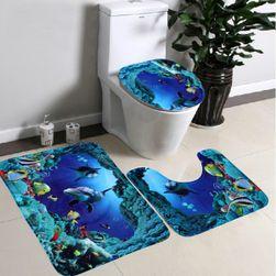 Sada koberečků do koupelny - Oceán