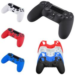 Obal na ovladač PS4 ze silikonu - 4 barvy