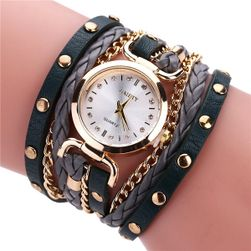 Dámské vícevrstvé hodinky Akira