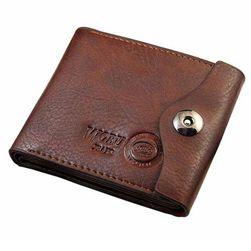 Elegantní pánská kožená peněženka